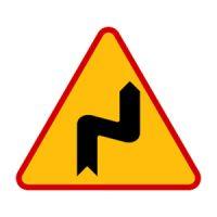 znak ostrzegawczy-przykład