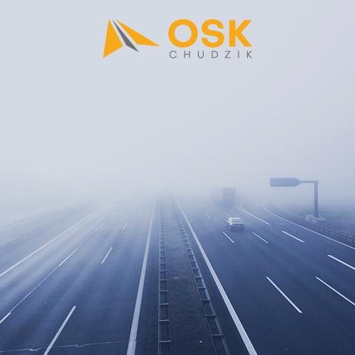 Jak bezpiecznie jeździć we mgle?